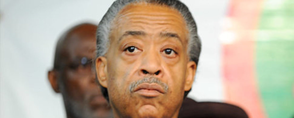 Sweetheart Deal: Sharpton's Sells Life Story – to His Charity