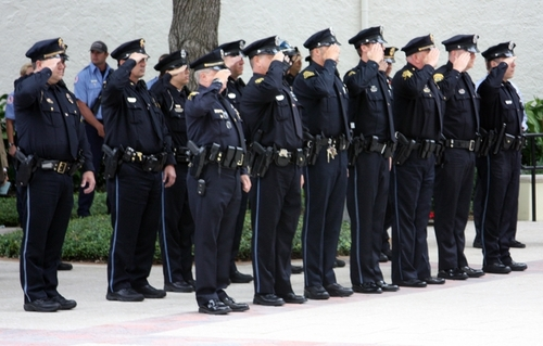 Families Say Healthcare System Failing Wounded Cops