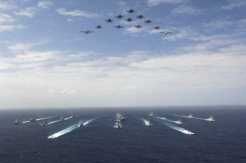 China Sends U.S. Navy Stark Warning