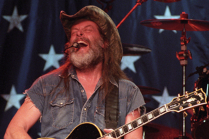 [VIDEO] Ted Nugent's Devastating Truthbomb For the Vegan Community