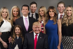 Meet the Trumps!