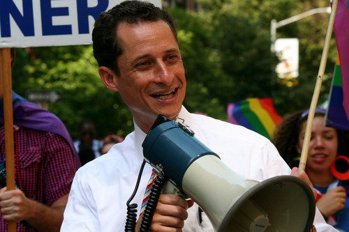 Things Just Got WAY Worse for Weiner After Pleading Guilty