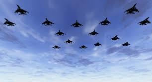 Allies Line Up To Help US Fight North Korea
