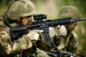 French Army Chooses AR-15 Offshoot As Its New Service Rifle