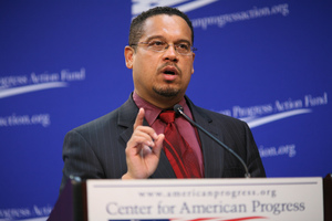 Ex-Girlfriend Accuses Keith Ellison Of...