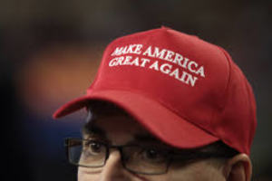 [VIDEO] The Beautiful Story Behind Trump's Make America Great Again Hat