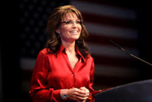 Sarah Palin Grades First 100 Days of Trump Admin