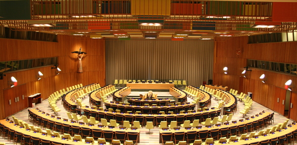7.) The United Nations