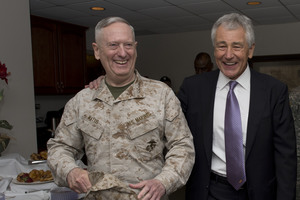 Why Mad Dog Mattis Had a Smile on His First Day (ISIS Beware)