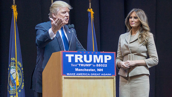 Melania vs. Hillary, New Poll Shows Who's On Top