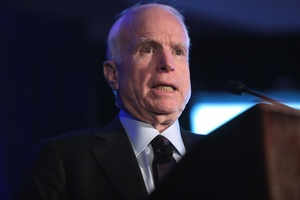 JUDAS: McCain Turns On Trump, Blames Him For This