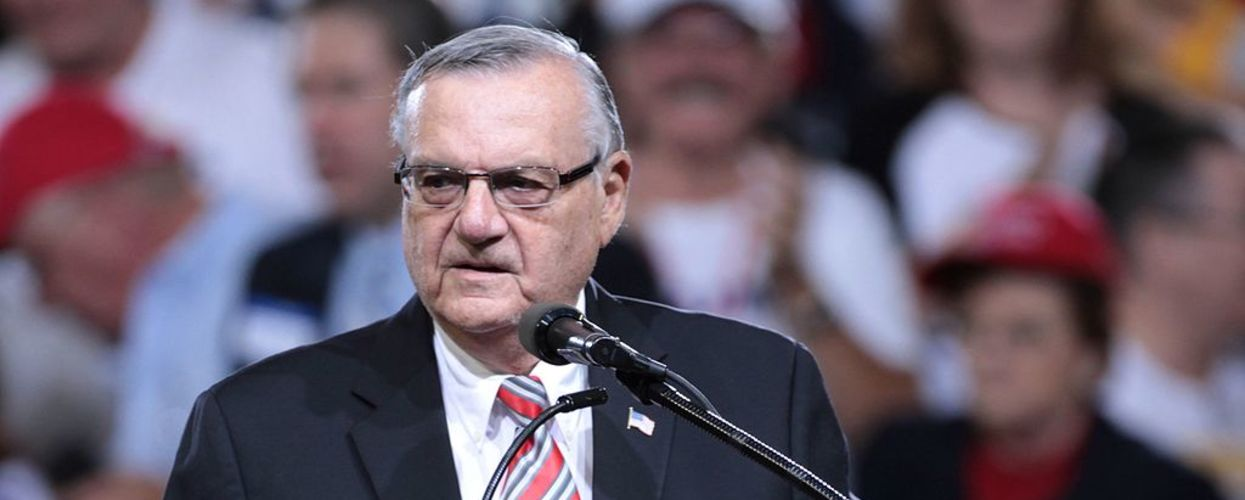 Sheriff Joe Strikes Back Against Mainstream Media in Major Blow