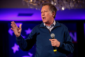 John Kasich Backs Impeachment