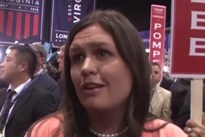 Journalist Distastefully Attacks Trump Spokeswoman