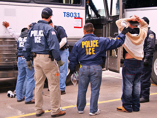 Sanctuary Cities Beware The ICE Man Cometh