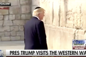 TRAILBLAZER: Trump Becomes the First Sitting US president to Visit This Holy Site