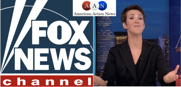 Rachel Maddow Details One Thing Fox News Founder Tried to Do to Remove Her from TV