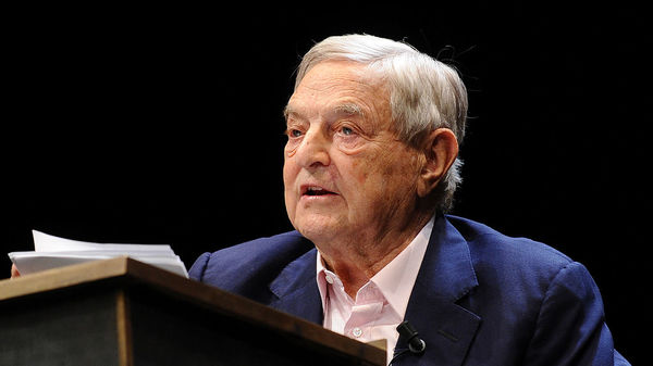 Soros Nailed Dumping Fortune in Critical Swing State Race