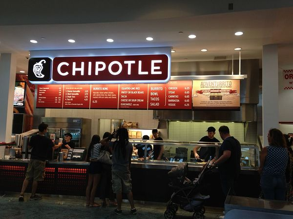 If You Ate at This Fast Casual Chain Recently You're Data Might be in the Wrong Hands