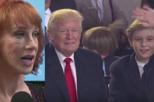Kathy Griffin Still Playing The Victim Over Gruesome Anti-Trump Photo