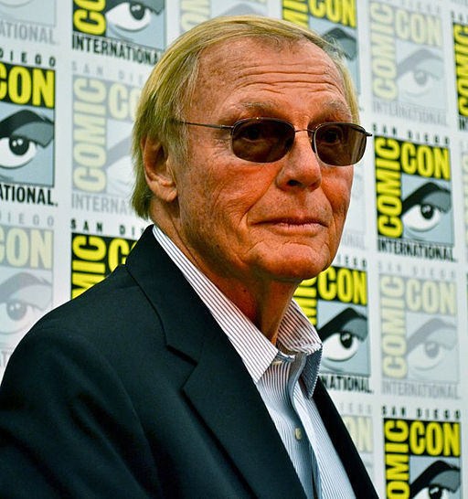 ADAM WEST DEAD  TV 'Batman' dies at 88