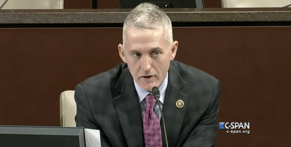 While Washington Salivated Over Comey, Gowdy Got Some BIG NEWS