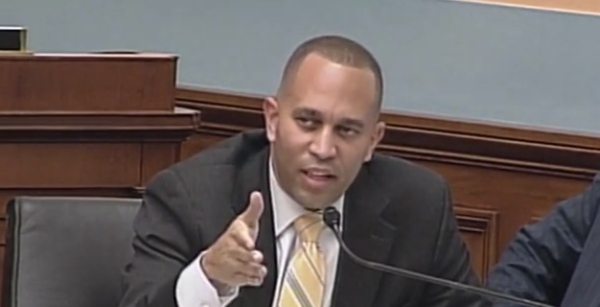 Dem Congressman Claims Every Racist Voted for Trump