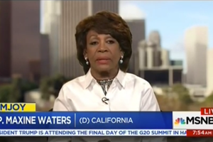 Waters Faces Possible Secret Service Probe
