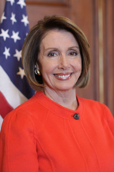 Pelosi in the Fight of Her Life
