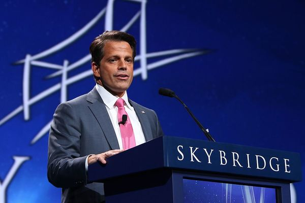 16.) Anthony Scaramucci