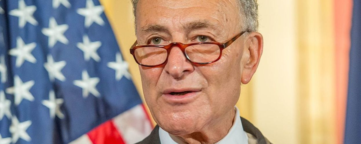Chuck Schumer's Opposition to Trump Shows Glaring Hypocrisy