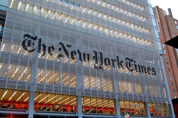 BREAKING: NY Times' Star Reporter PREYS On Young Women