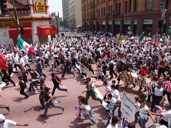 An Army of Illegal Immigrants is Marching on the United States