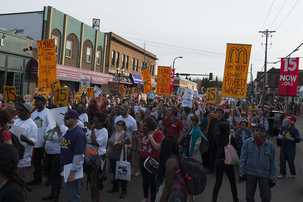 Minimum Wage Protests Have Collapsed For This Crazy Reason