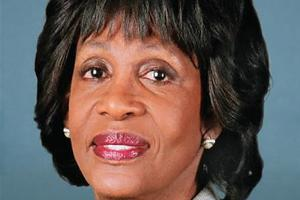 WATCH: 'Mad' Maxine Waters Gets Physical, Says THIS About Trump
