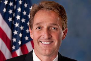 This Republican Senator Is A Flake On Immigration