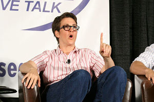 Rachel Maddow's Launches Disgusting Racial Smear