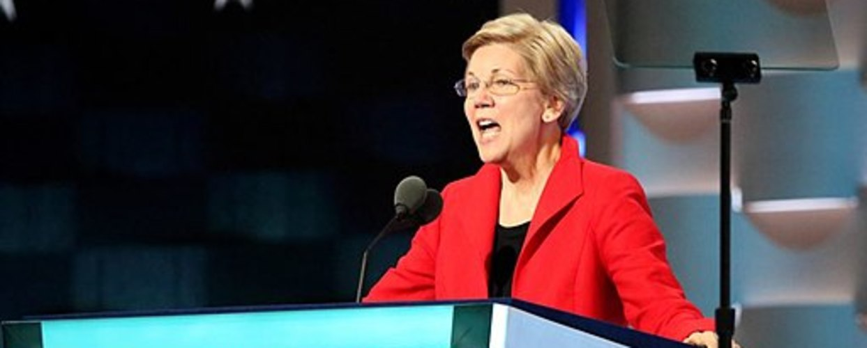 Warren's Warning for Trump