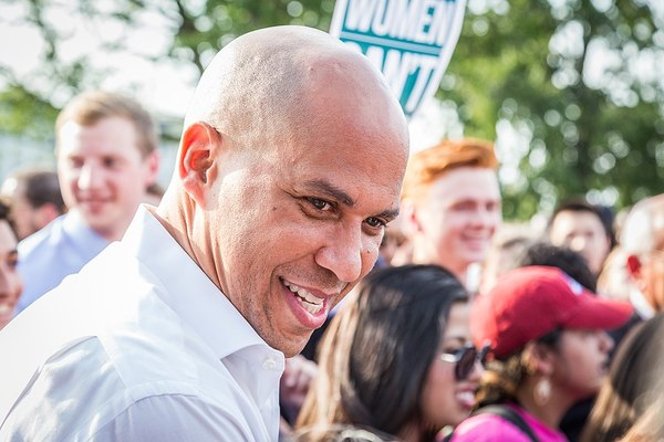 Cory Booker Announces Presidential Run