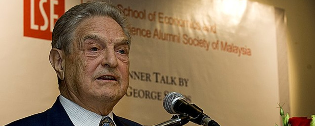 Soros Foundation Dealt Crushing Blow