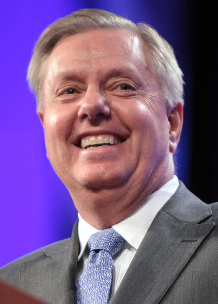 Lindsey Graham is at It Again