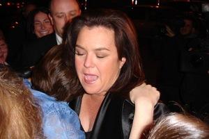 Rosie O'Donnell Caught Red-Handed