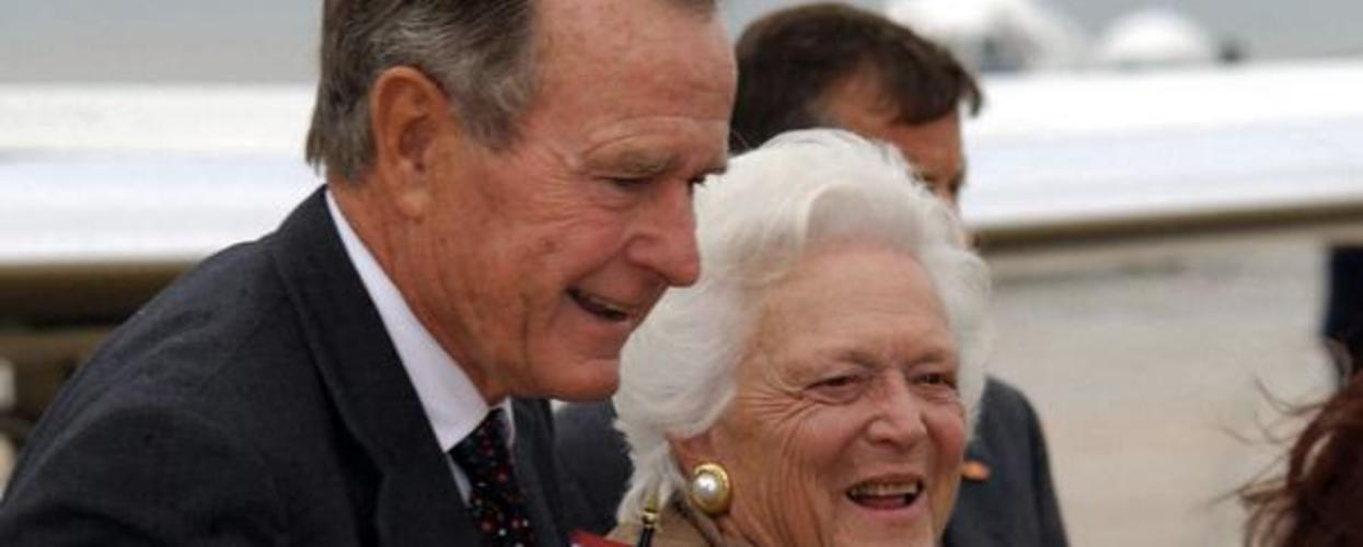 Former President George H.W. Bush Passes Away at 94
