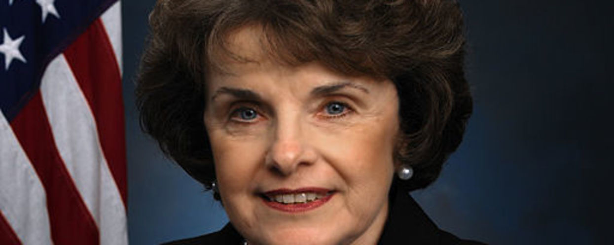 Feinstein Caught Talking With Iran's Foreign Minister