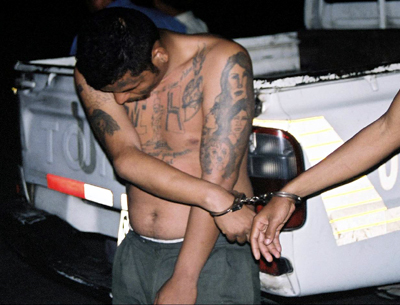 Turns Out One of the Illegal Alien Caravan Members was MS-13