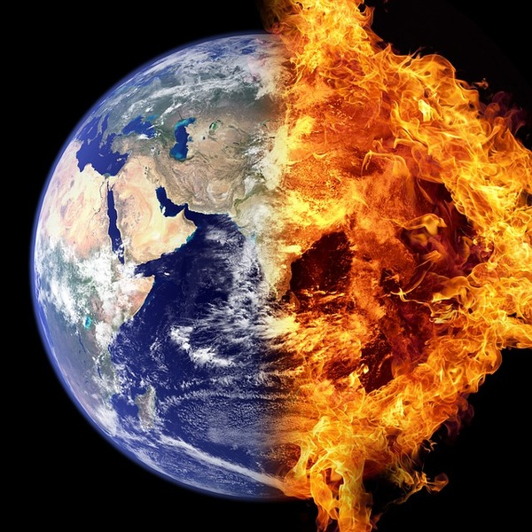 Liberal Lawyer Burns Himself to Death Over Global Warming