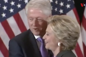 Clinton Foundation Won't Return Donations From Accused Serial Predator