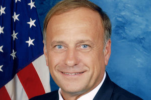 Steve King's Dire Memo Warning