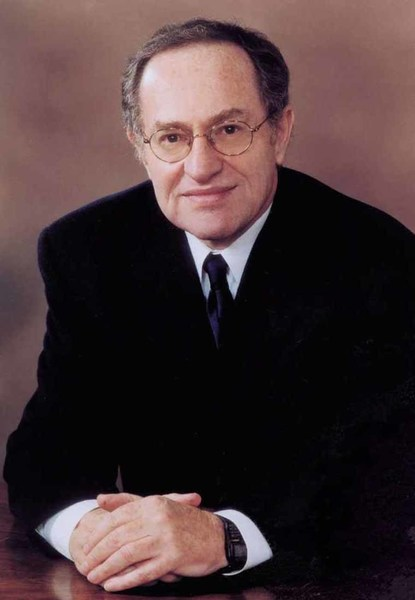 4.) Lawyer Alan Dershowitz