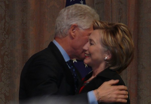 You'll Never Guess What the New York Times is Saying About the Clintons